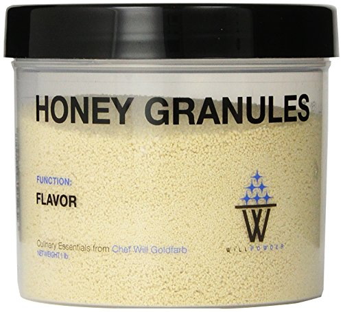 Honey Granules (WillPowder Honey Granules, 1-Pound Container)