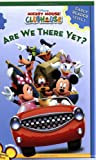 : Mickey Mouse Clubhouse Are We There Yet? (Disney Early Readers)