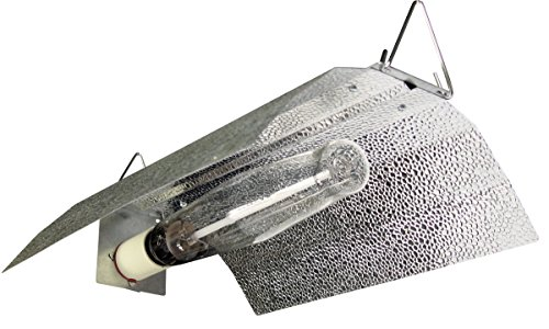 Sun System Grow Lights - Econo Wing - Single End | Metal Halide / HPS | Reflector - For Hydroponic and Greenhouse Plant Use