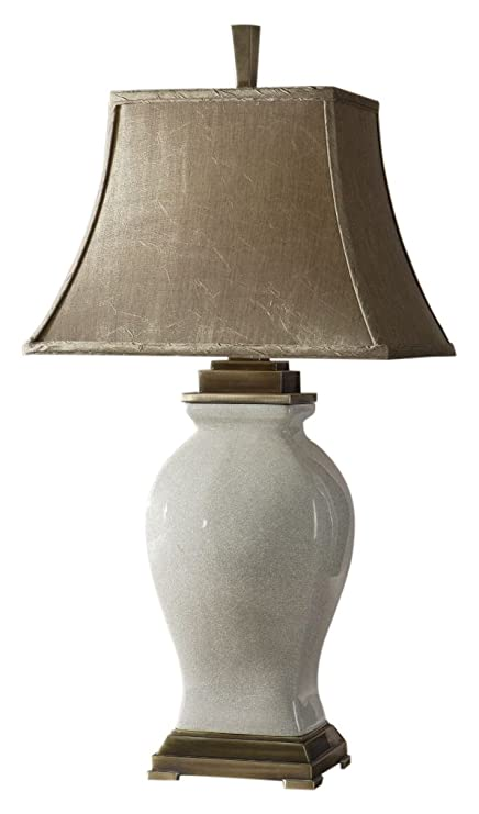 Uttermost 32 3/4 Inch Tall Rory Ivory Table Lamp