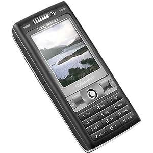 Sony Ericsson K800i Unlocked Triband Cybershot Phone (Black)