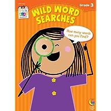 Wild Word Searches Stick Kids Workbooks, Grade 3