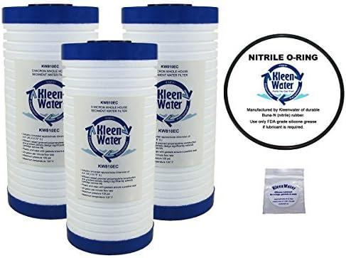 Aqua-Pure AP810 AP801, KeyStone CG10 Compatible Filter, KleenWater KW810EC Replacement Water Filter Cartridge