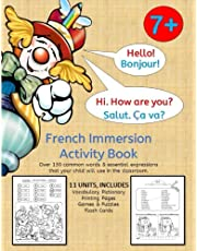 Hello! Bonjour!: French Immersion Students 7+