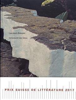 Inventaire des lieux, Boissier, Laurence