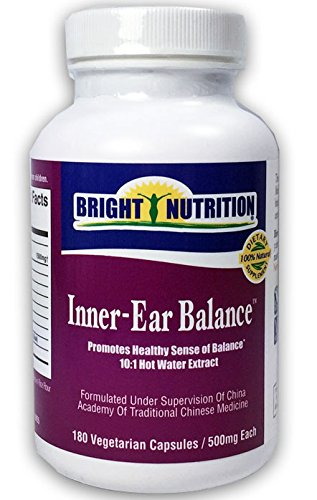 Bright Nutrition Inner Ear Balance Capsules product image