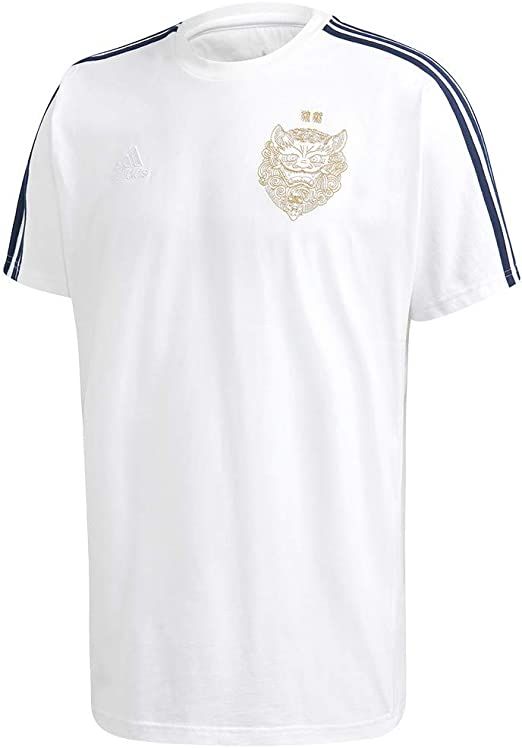 adidas Real Madrid Criatura Folclore Chino 2020, Camiseta, White ...