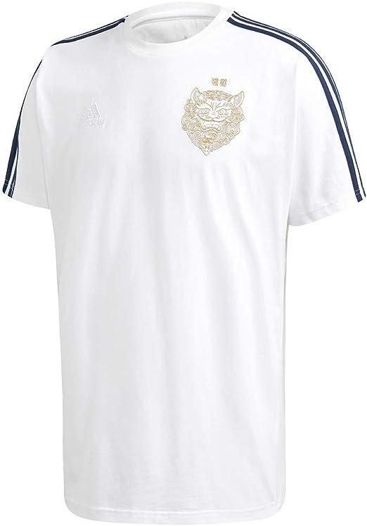 adidas Real Madrid Criatura Folclore Chino 2020, Camiseta, White ...