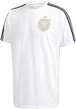 adidas Real Madrid Criatura Folclore Chino 2020, Camiseta, White: Amazon.es: Deportes y aire libre