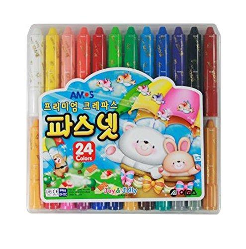 Premium Non Toxic Crayons - 9