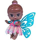 Boneca Babys Collection Mini Fada Negra Supertoys