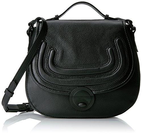 Foley Saddle Stephi Corinna Bag Black BHZTwB