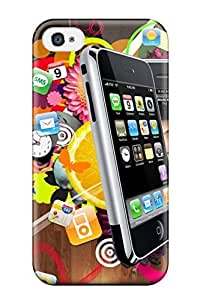 Case Cover New Iphone World/ Fashionable Case For Iphone 4/4s