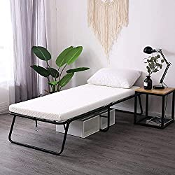 related image of Leisuit Rollaway Guest Bed with Memory Foam