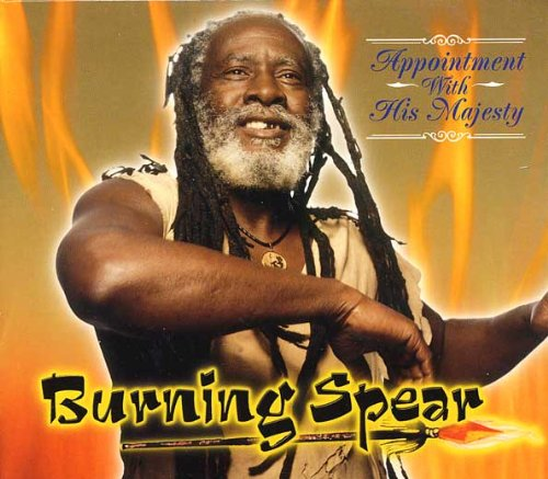 Appointment With His Majesty by Burning Spear