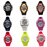 8Years Sport Child Digital Wrist Watches Waterproof Outdoor with Alarm