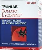 TwinLab Tomato Lycopene, 60 ct