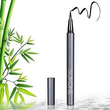 LURICO Waterproof Eyeliner Long Lasting Precise Liquid Eyeliner