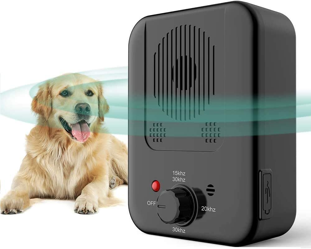 silbato ultrasonico para ahuyentar perros