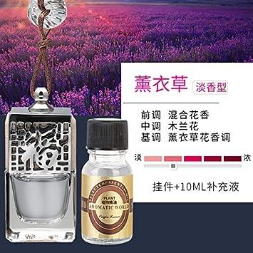 Auto perfume colgante coche de aceite esencial colgante de ...