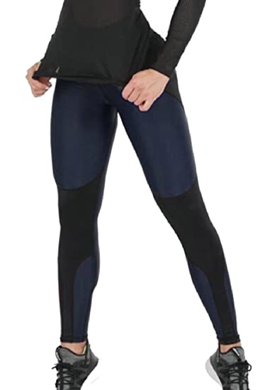 363e6de618c10 Gocgt Women's Colorblock Yoga Pants Tummy Control Workout Leggings at  Amazon Women's Clothing store: