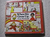 When We Grow Up, Anne Rockwell, 0525425756