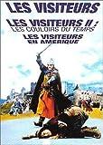 Coffret Les Visiteurs 3 DVD : Les Visiteurs / Les Visiteurs 2, les couloirs du temps / Les Visiteurs en Amérique