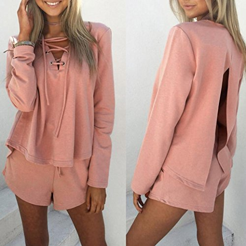 Alberar - Camisas - para mujer Rosa