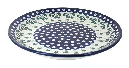 Polish Pottery Ceramic Plates (Polish Pottery Alyce Dinner Plate)