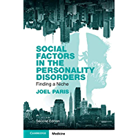 Social Factors in the Personality Disorders: Finding a Niche (English Edition)