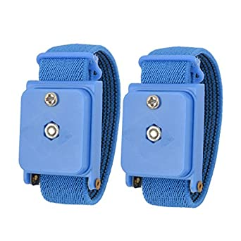 Back To Search Resultstools Antistatic Wristband Esd Wrist Strap Blue Metal Discharge For Electrician Ic Plcc Worker Antistatic Bracelet Free Shipping Special Summer Sale Power Tool Accessories