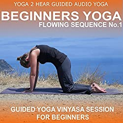 Beginners Yoga Flowing Sequence No.1.
