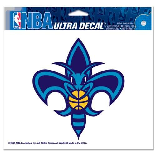 Wincraft New Orleans Hornets Ultra Decals 5