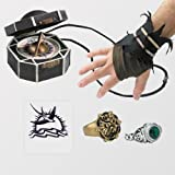 : Disguise Disney Pirates Of The Caribbean Captain Jack Sparrow Costume Accessory Kit