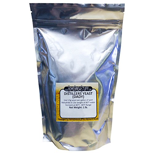 Distillers Yeast (DADY) (1 lb. bulk pack) (Bulk Wine Yeast compare prices)