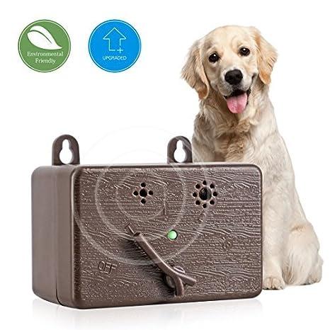 Amazon True Decor Ultrasonic Dog Bark Controller Outdoor Anti