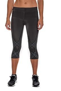 Amazon.com : adidas Techfit Womens Running Capri - SS16 ...