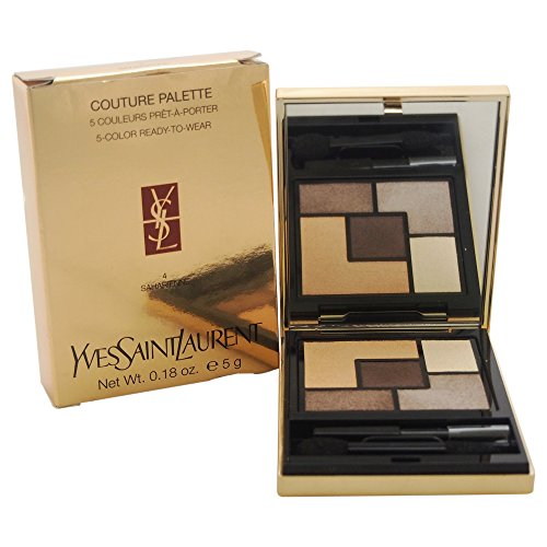 Yves Saint Laurent Couture Palette, 4 Saharienne, 0.18 Ounce