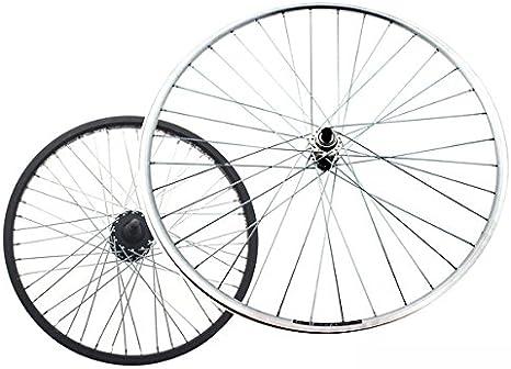 Rms - Rueda Trasera, Para Bicicleta Touring/Mtb de 26 Pulgadas (66 Cm), 6-7.Velocidades, Perno Roscado Trasero: Amazon.es: Deportes y aire libre