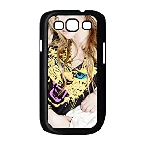 avril lavigne fhm australiaother Samsung Galaxy S3 9300 Cell Phone Case Black yyfD-312326