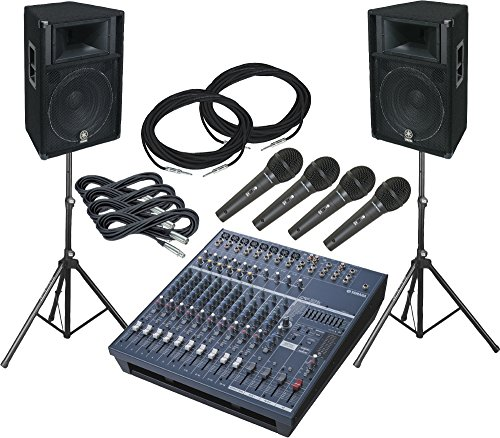 live sound pa package - 1