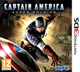 Captain America: Super Soldier 3DS (5055277013067)
