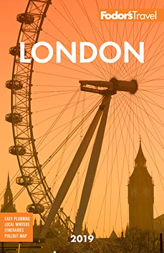 (Fodor's London 2019 (Full-color Travel Guide Book 34))