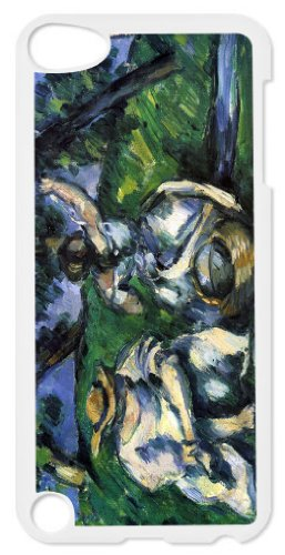 Rikki Knight Paul Cezzane Art Figures Design iPod Touch White Hard Shell Case for The 5th Generation (Printed Paul)