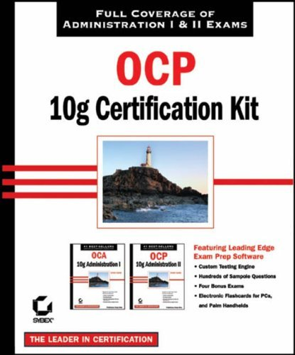 OCP: Oracle 10g Administration II Study Guide: Exam 1Z0-043 by Stuns Doug Buterbaugh Tim Bryla Bob (2005-02-22) Paperback