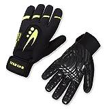 Tenn Unisex Cold Weather Plus Gloves - Black - 2XL (Womens: 4XL)