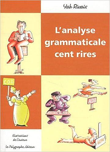 Livres gratuits L'nalyse grammaticale cent rires pdf ebook