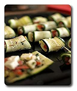buy mousepad Finger Foods PC Custom Mouse Pads / Mouse Mats Case Cover