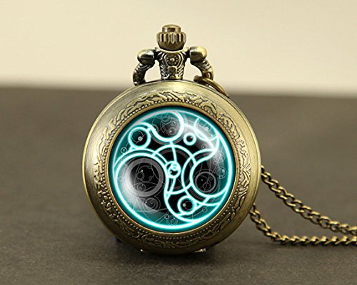 Dr Who Pocket Watch