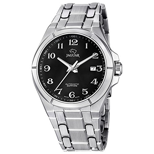Jaguar Automatik J669/6 Mens Wristwatch Swiss Made